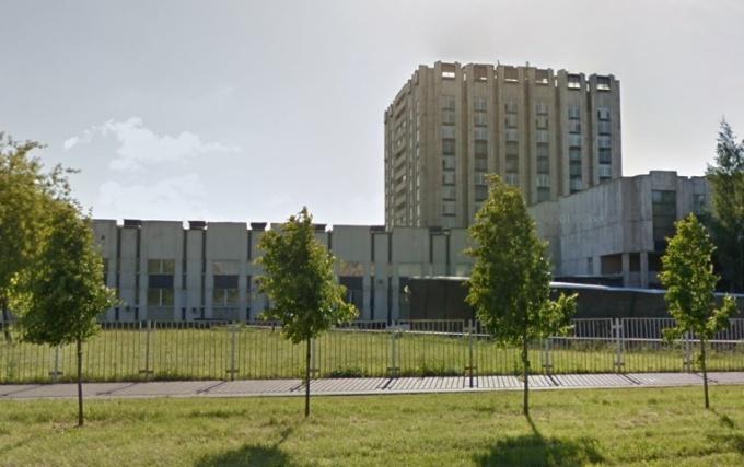 Больница святого георгия нии кардиологии в спб