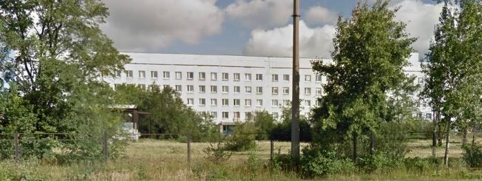 Роддом № 16, СПБ, ул. Малая Балканская